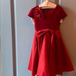 Isobella & Chloe Red Formal Dress